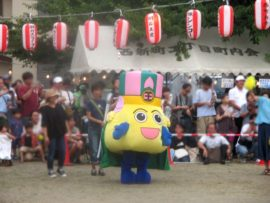 明石 王子夏祭り盆踊り大会 5