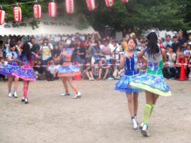 王子夏祭り盆踊り大会2017 新生YENA☆ 1