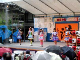生田神社 大海夏祭 YENA☆ 2