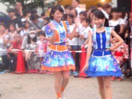王子夏祭り盆踊り大会2017 新生YENA☆ 5