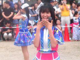 王子夏祭り盆踊り大会2017 新生YENA☆ 6