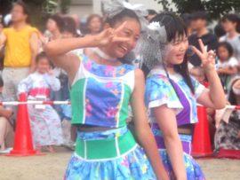 王子夏祭り盆踊り大会2017 新生YENA☆ 7
