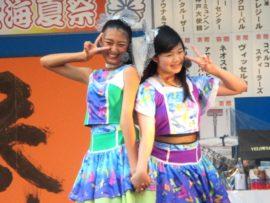 生田神社 大海夏祭 YENA☆ 7