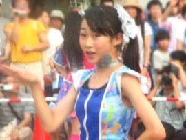 王子夏祭り盆踊り大会2017 新生YENA☆ 8