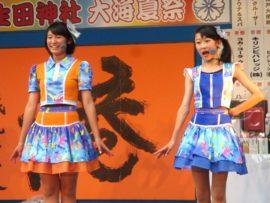 生田神社 大海夏祭 YENA☆ 8