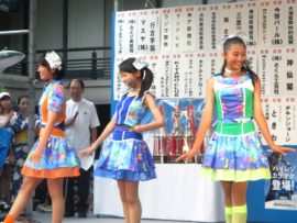 生田神社 大海夏祭 YENA☆ 9