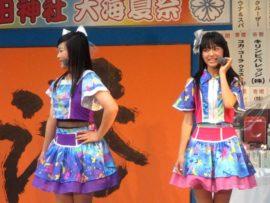 生田神社 大海夏祭 YENA☆ 6