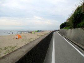 浜の散歩道 11