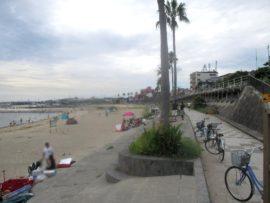 浜の散歩道 17