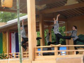 JAZZ DANCE & タップ 7