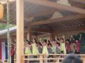 明石公園の西芝生広場で開催の「能舞台フェス」を見てきた!