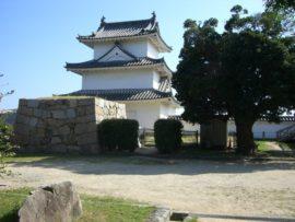 明石城 巽櫓 1