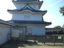明石城 坤櫓 1