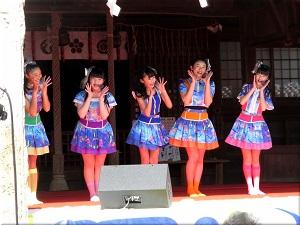 第4回 あさひな祭り」のYENA☆(イエナ) 1