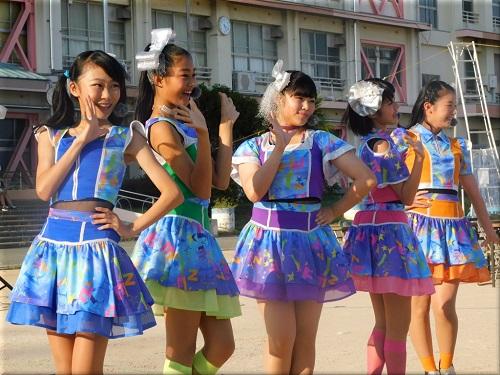 二見北納涼夏祭り YENA☆(イエナ)ステージ 4