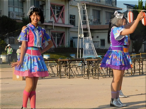 二見北納涼夏祭り YENA☆(イエナ)ステージ 2