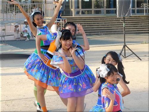 二見北納涼夏祭り YENA☆(イエナ)ステージ 3