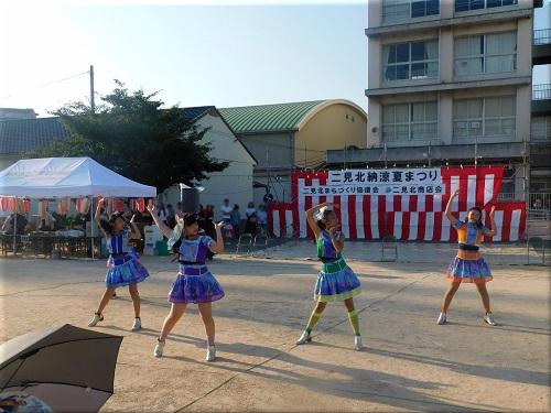二見北納涼夏祭り YENA☆(イエナ)ステージ 1