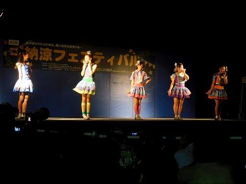 第7回 明石公園納涼フェスティバル YENA☆(イエナ) ステージ1