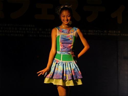 第7回 明石公園納涼フェスティバル YENA☆(イエナ) ステージ3