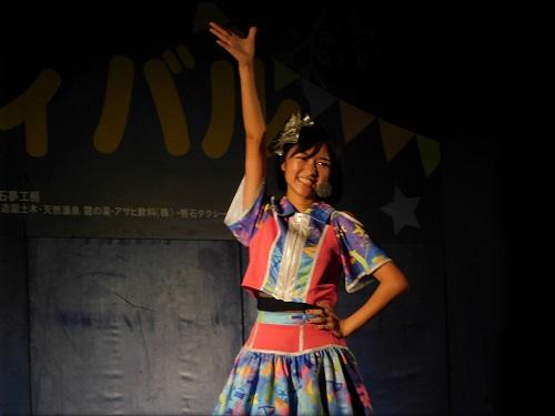 第7回 明石公園納涼フェスティバル YENA☆(イエナ) ステージ2