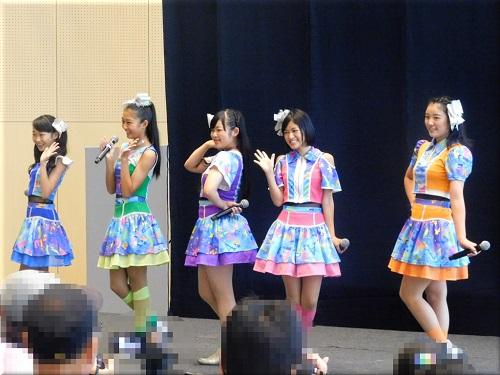 ひょうご五国博 ふれあいの祭典 ふれあいフェスティバルin東播磨 事前PRイベント  YENA☆(イエナ)ステージ