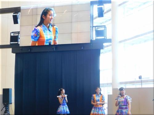 第2回 明石たこたこ祭り YENA☆(イエナ)のステージ 3