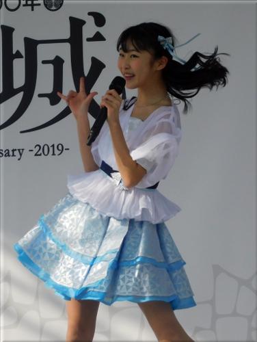 明石城築城400周年記念事業 ステージイベント出演のYENA☆(イエナ) 6