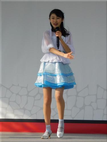 明石城築城400周年記念事業 ステージイベント出演のYENA☆(イエナ) 5