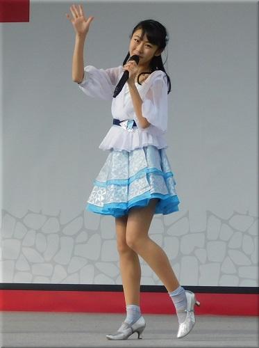 明石城築城400周年記念事業 ステージイベント出演のYENA☆(イエナ) 3