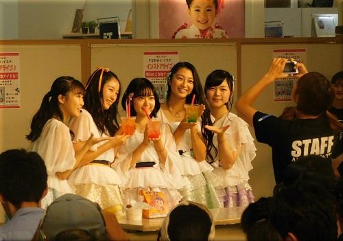 イトーヨーカードー明石店 YENA☆イベント 2