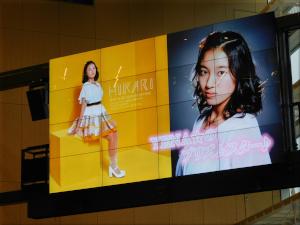 「アイドルひな祭り in 明石」のYENA☆ 3 ひかりちゃん