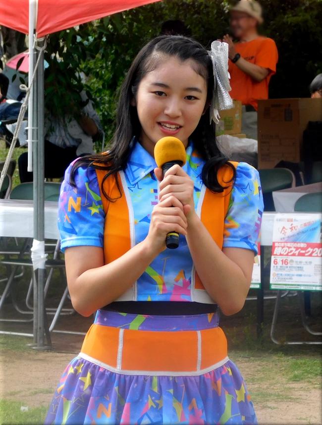 時のウィーク2019 YENA☆ ステージ 5