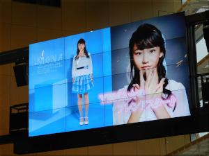 「アイドルひな祭り in 明石」のYENA☆ 5 もなちゃん