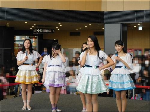 「アイドルひな祭り in 明石」の YENA☆ 2