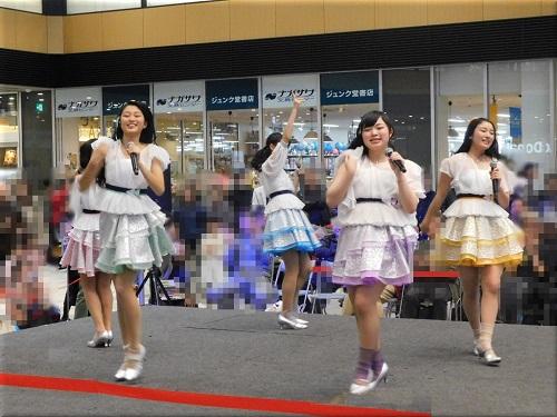 「アイドルひな祭り in 明石」のYENA☆ 7