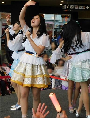 「アイドルひな祭り in 明石」の YENA☆ 4