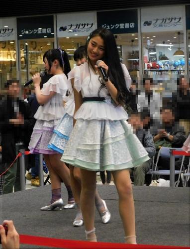 「アイドルひな祭り in 明石」の YENA☆ 6