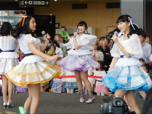 「アイドルひな祭り in 明石」のYENA☆ 8