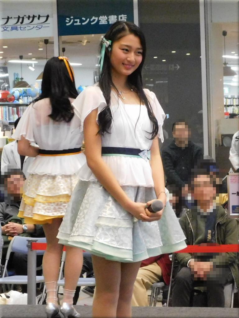 「アイドルひな祭り in 明石」のYENA☆ 9