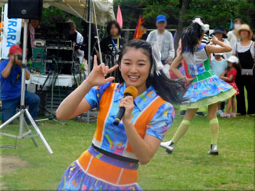 時のウィーク2019 YENA☆ ステージ 4