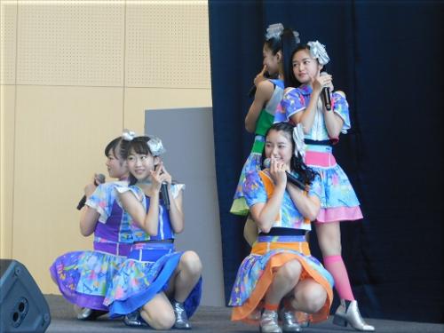 時のウィーク2019 YENA☆ ステージ 1